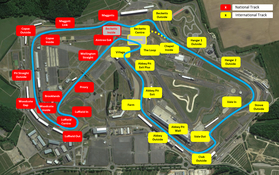 Silverstone Incident Posts