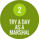 Try a day as a marshal
